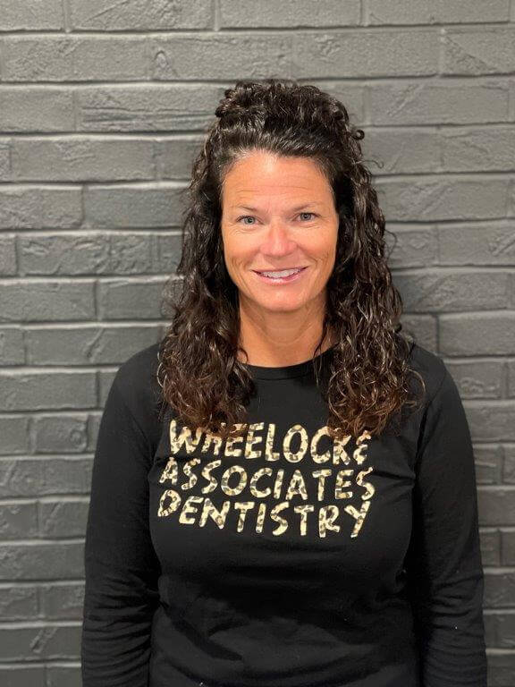 Wheelock and Associates Dentistry team member Teri