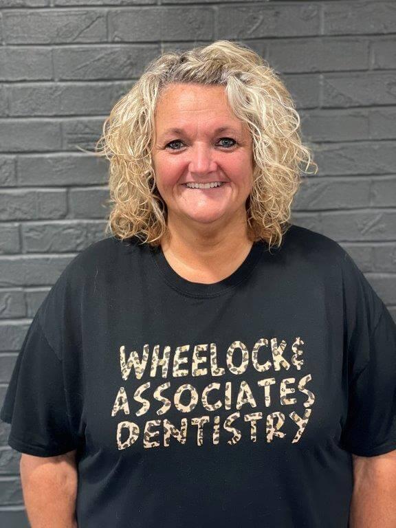 Wheelock and Associates Dentistry team member Kim C