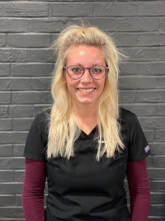 Wheelock and Associates Dentistry team member Kirsten