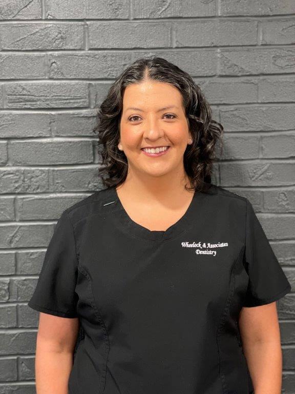 Wheelock and Associates Dentistry team member Carolina