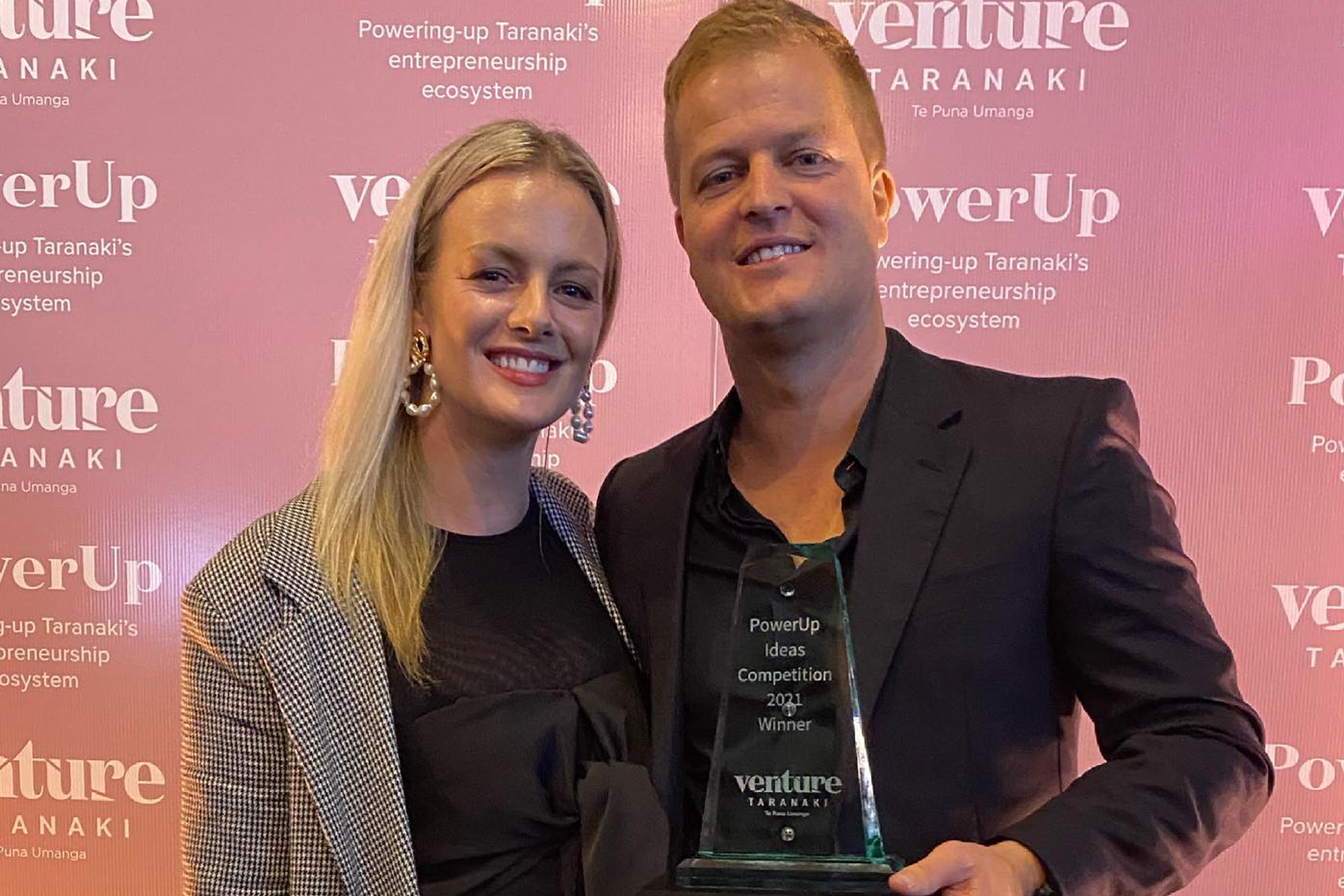 PowerUp Ideas Competition Winner Sol+Sea takes home $10,000