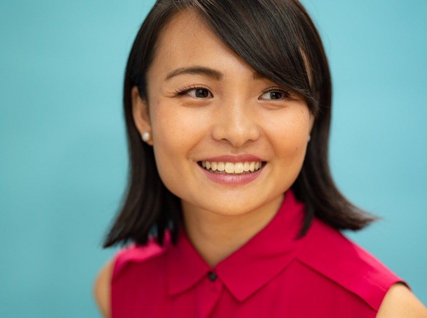 Meet our Rise Up finalists: Dr Angela Lim
