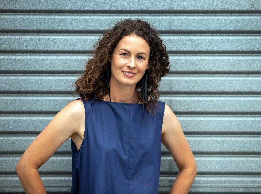 Meet our Rise Up finalists: Chloe Van Dyke