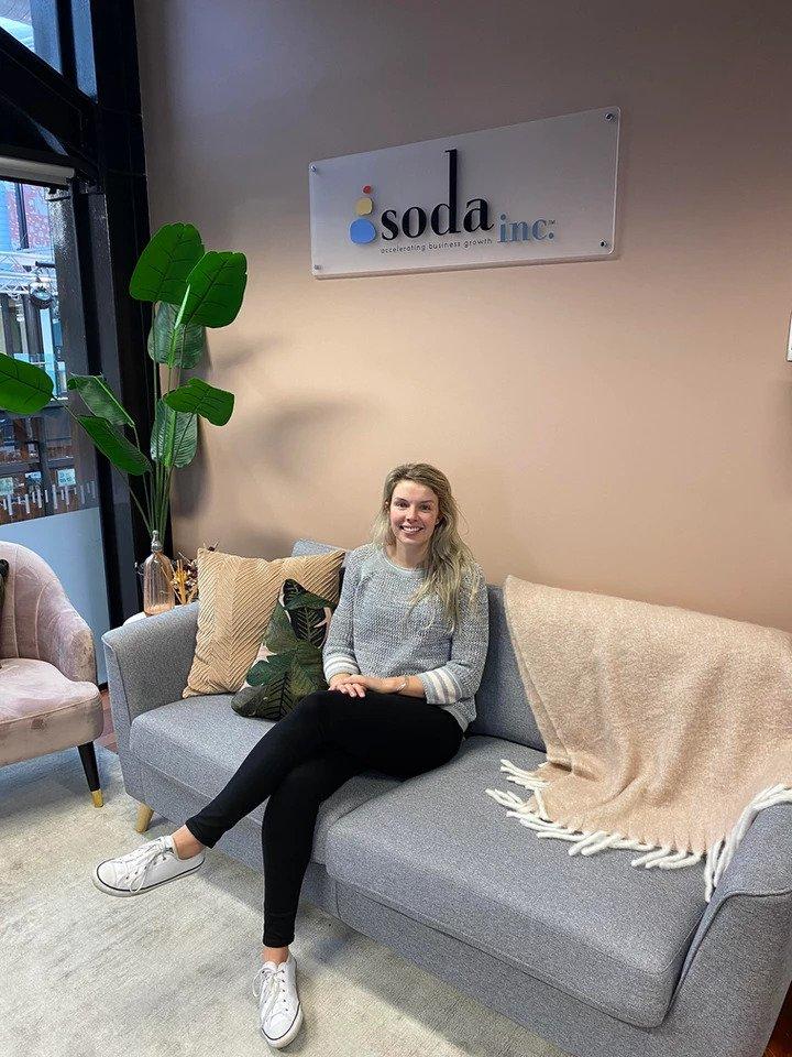 Co-Working Profile: AnnelieseVan Wijk