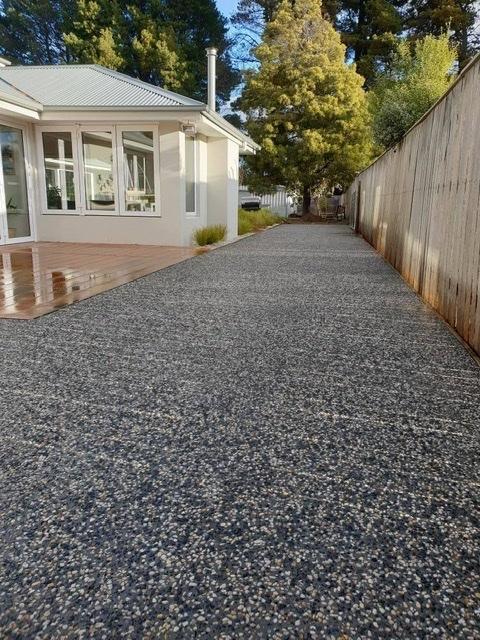 Con-Tek residential concrete pavement