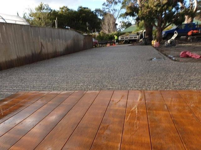Con-Tek residential concrete patio
