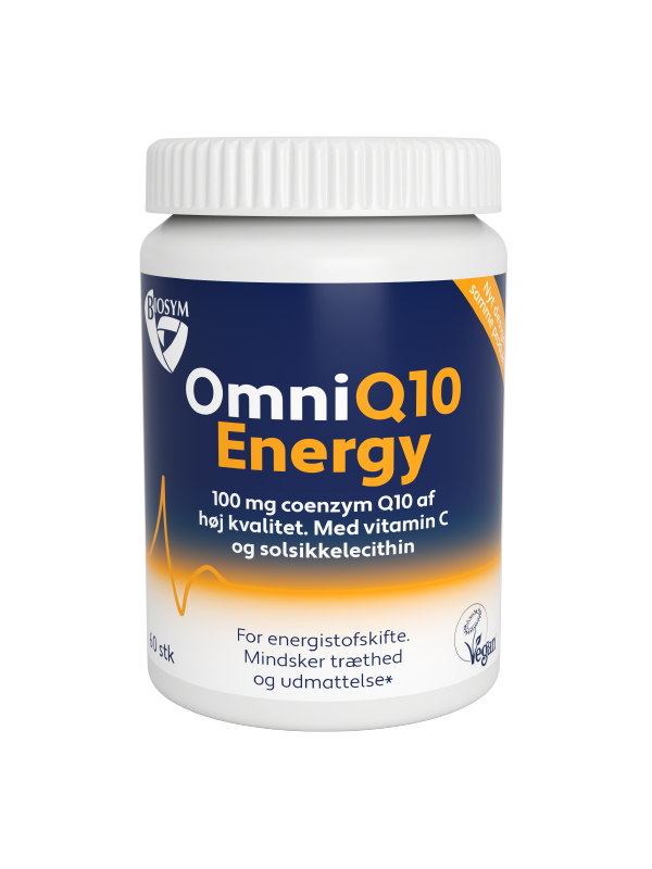 OmniQ10 Energy