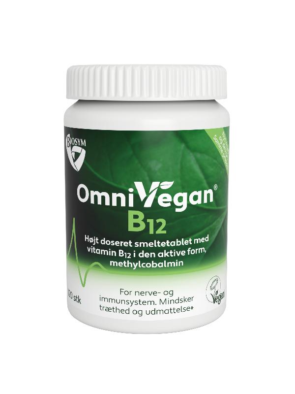 OmniVegan B12
