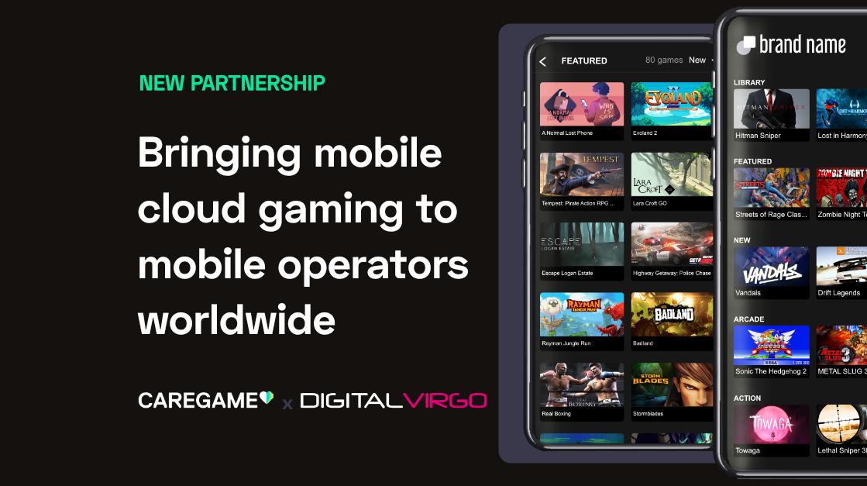 Digital Virgo mobile cloud gaming for its operator partners