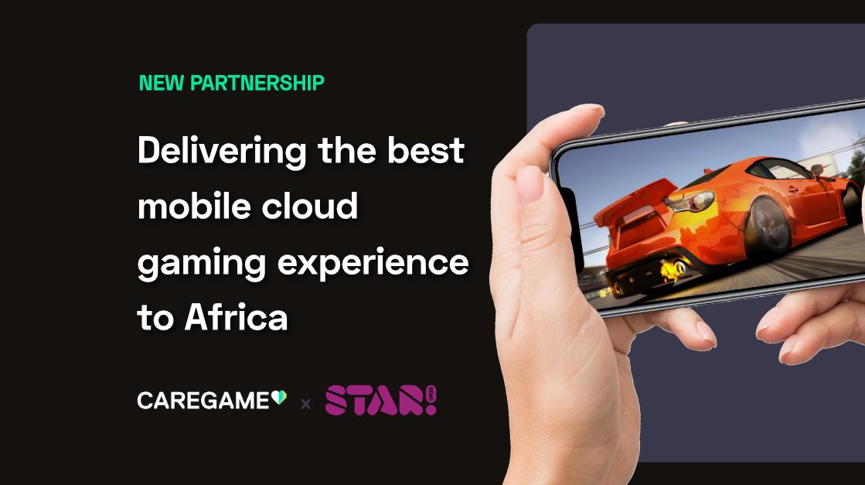 StarNews Mobile cloud gaming service