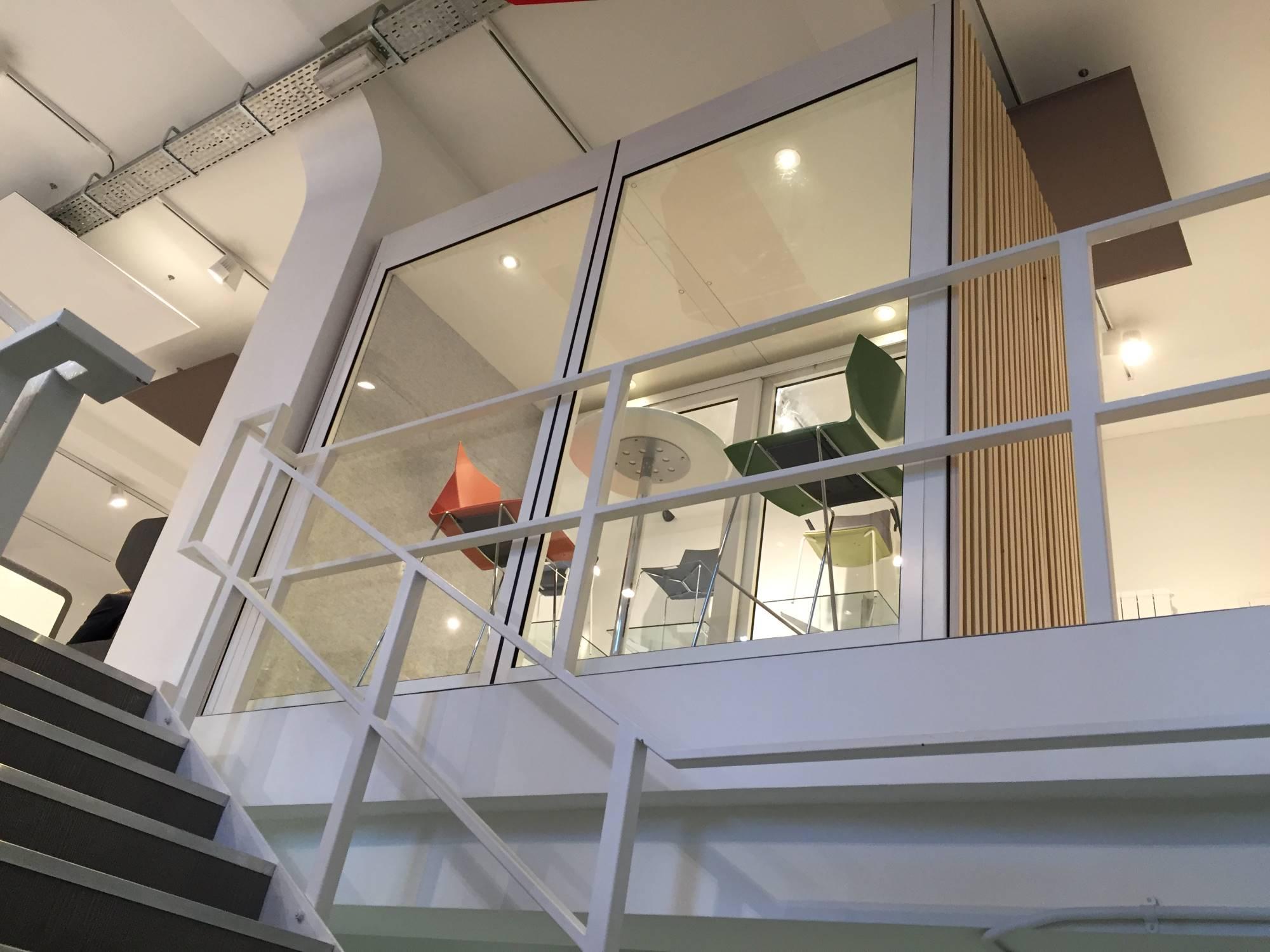 Leveranse til Ocee Design London