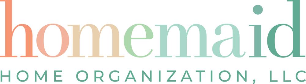 Homemaid home organization logo