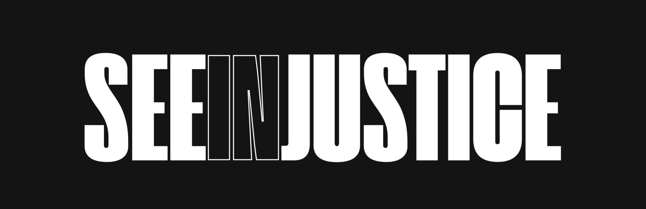See In Justice Logo.