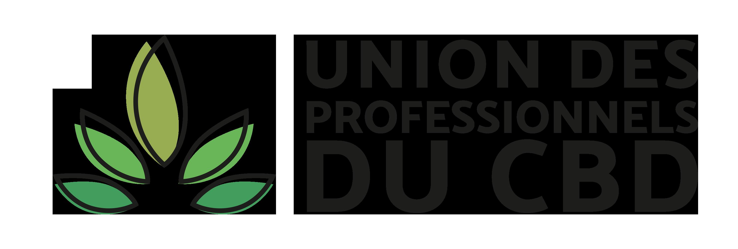 Union des Professionnels du CBD Logo