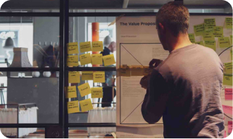 Workshops with Up Strategy Lab and senior advisors