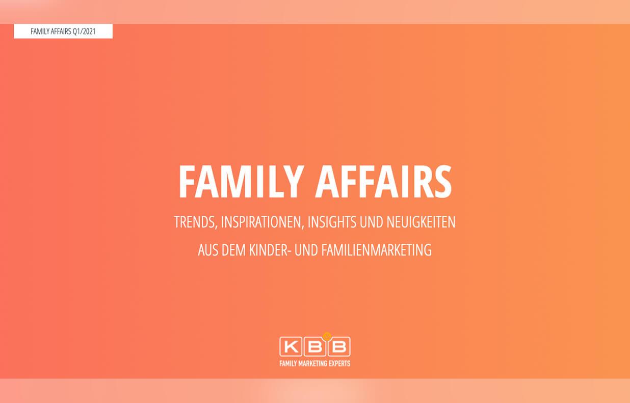 Webinar FAMILY AFFAIRS