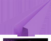 Icon Papierflieger