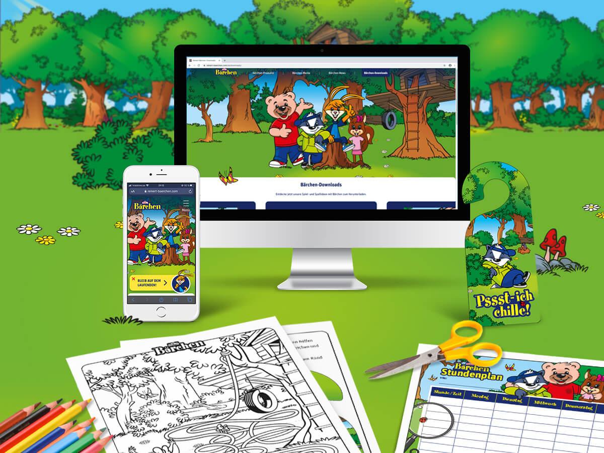Zielgerichtete Online-Aktivitäten