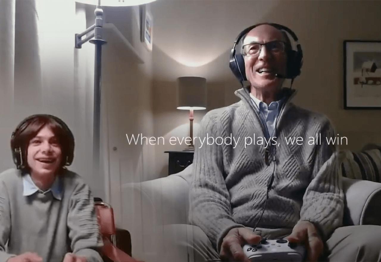 XBOX verbindet Generationen