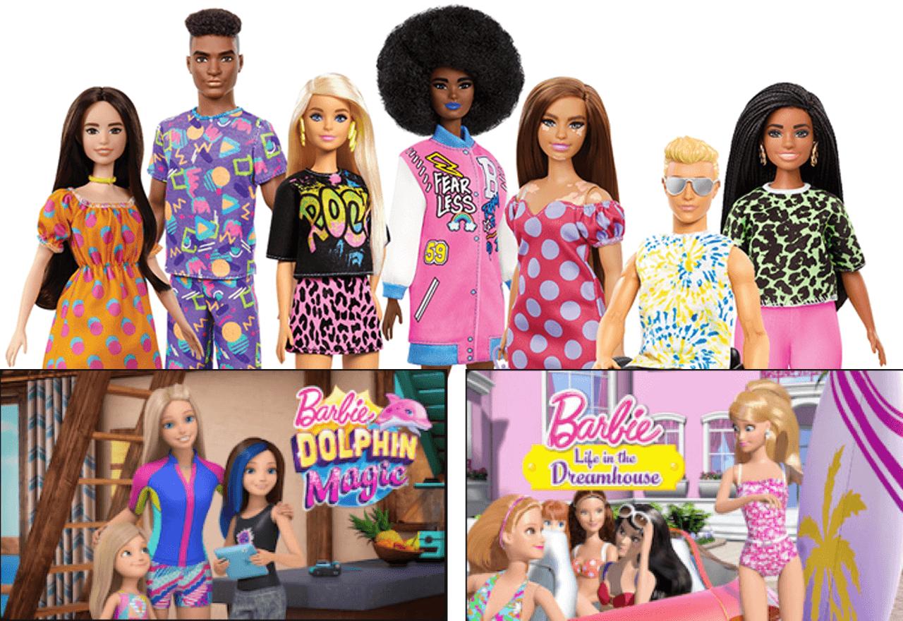 Barbie ist die Spielzeugmarke des Jahres 2020