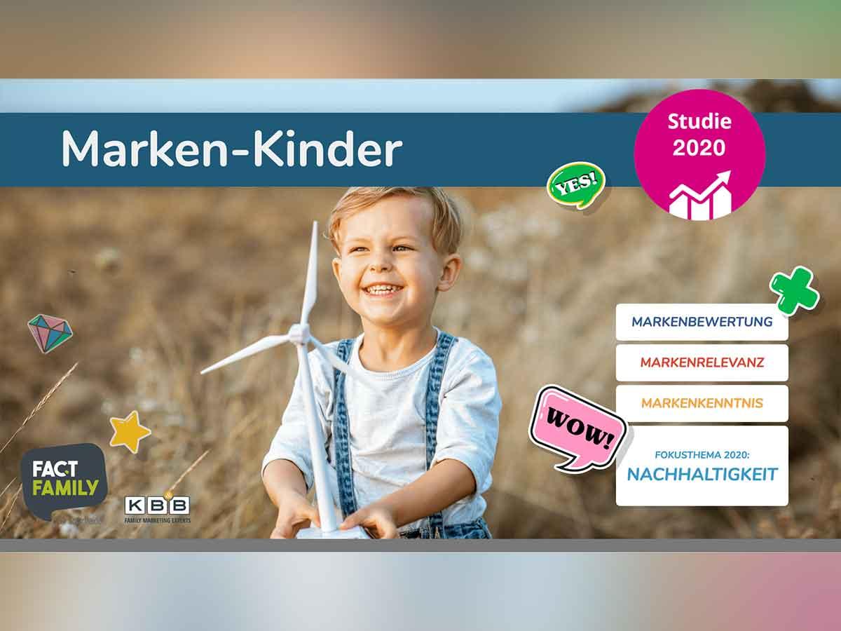 Studie: Marken-Kinder 2020