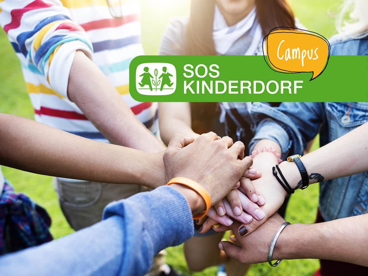 Kommunikationsstrategie für SOS Kinderdorf Campus