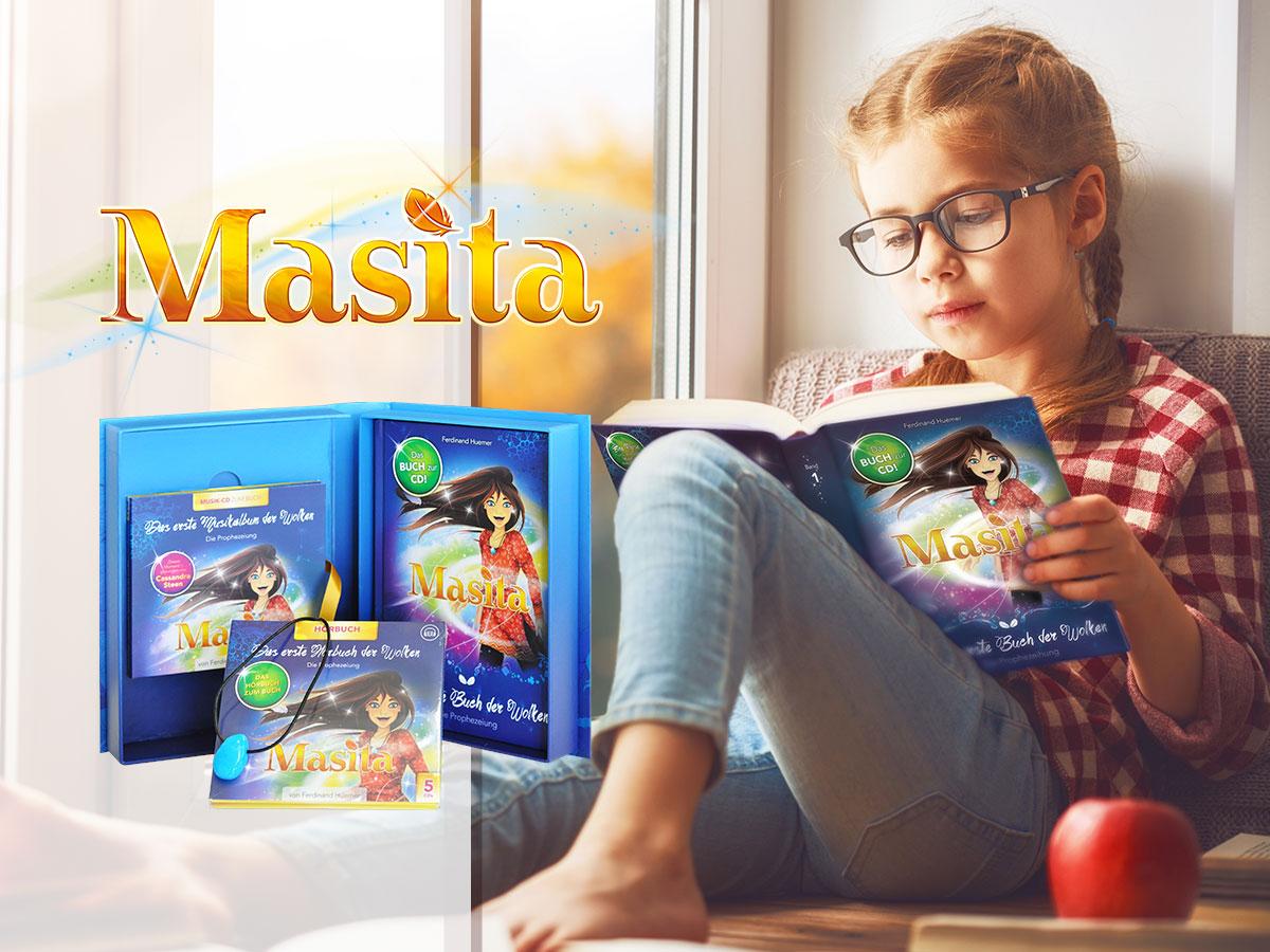 Markenentwicklung für Masita