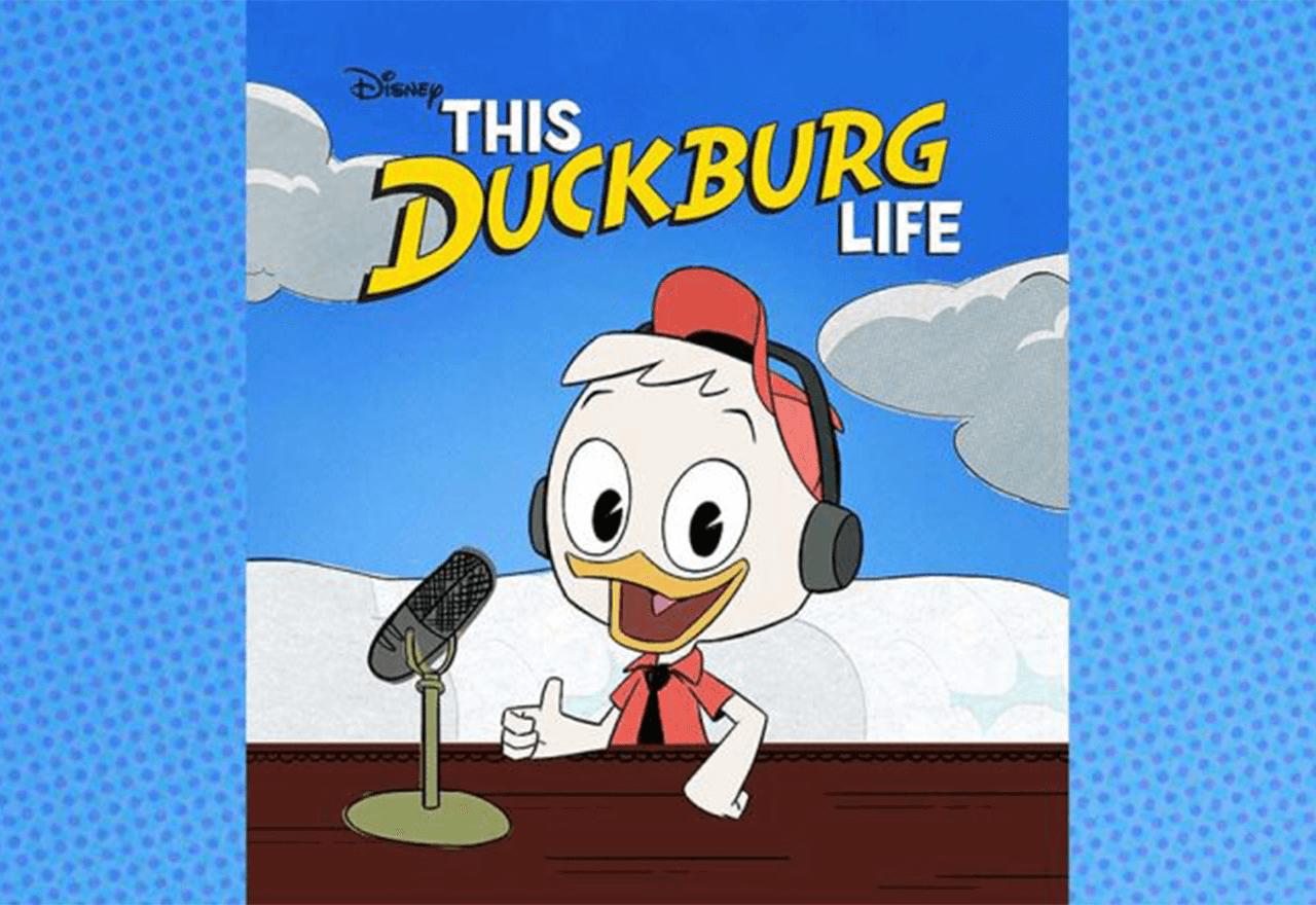 Disney bringt Podcast direkt aus Entenhausen