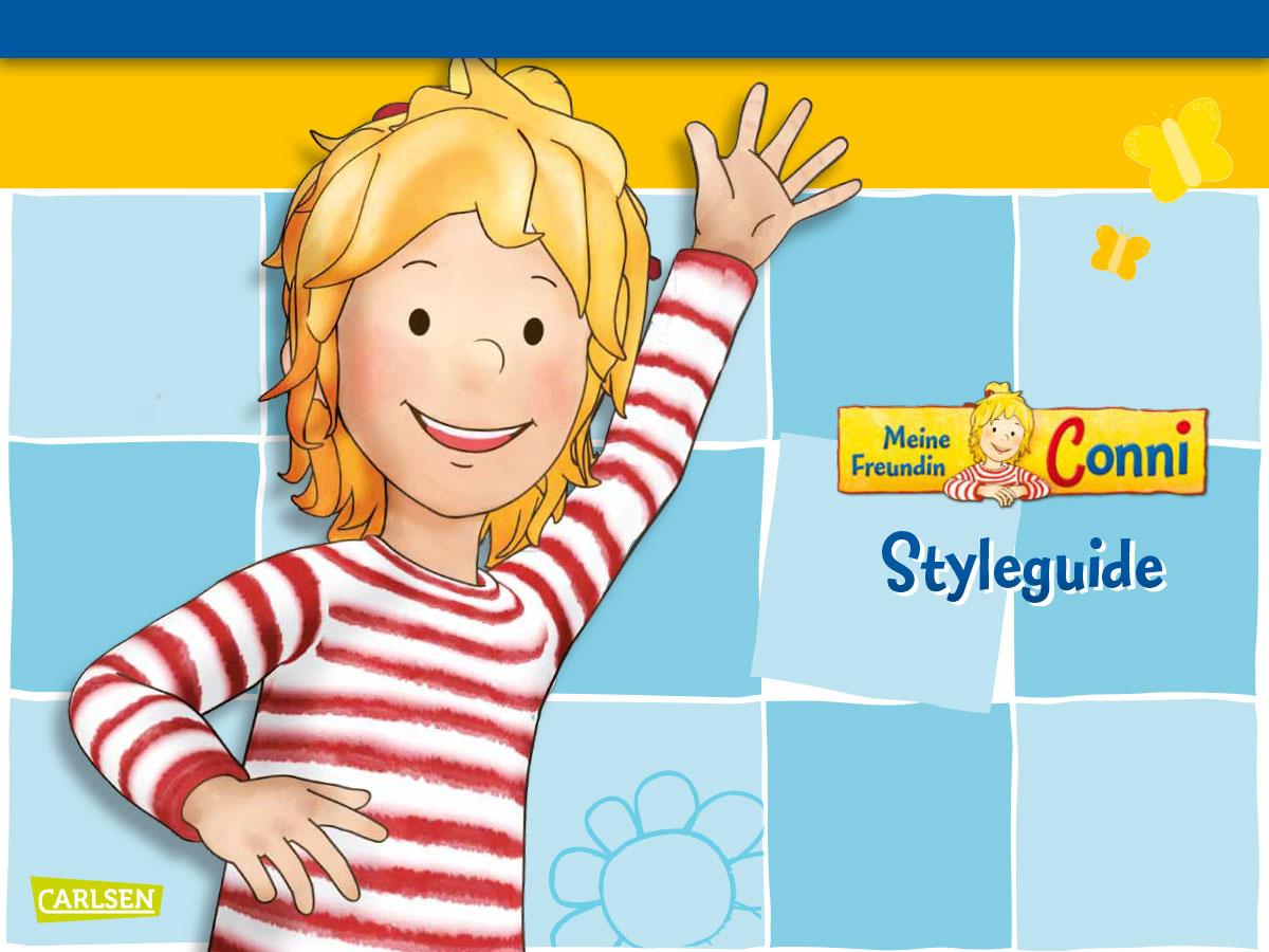 Styleguide: Meine Freundin Conni