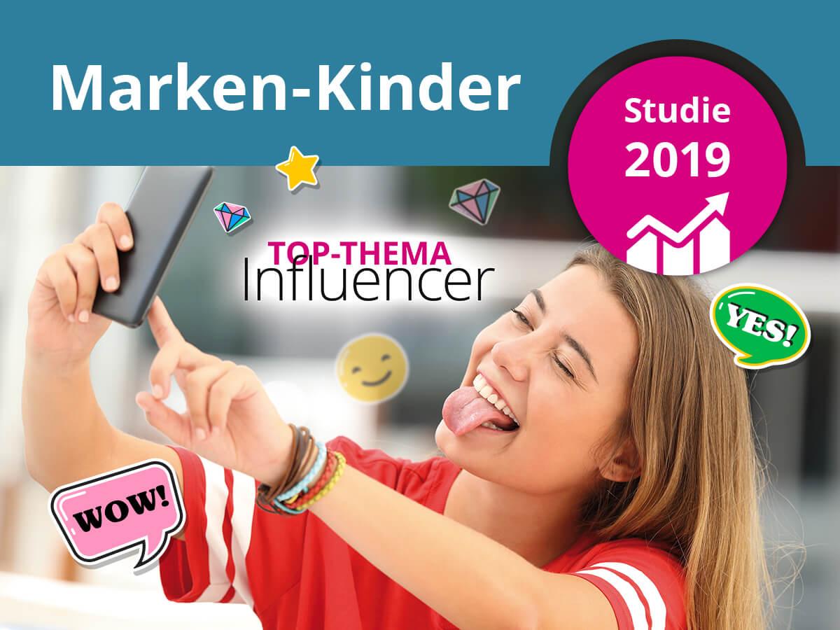 Studie: Marken-Kinder 2019