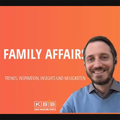 Trends, Inspirationen, Insights und Neuigkeiten aus dem Familien- und Kindermarketing - März 2021