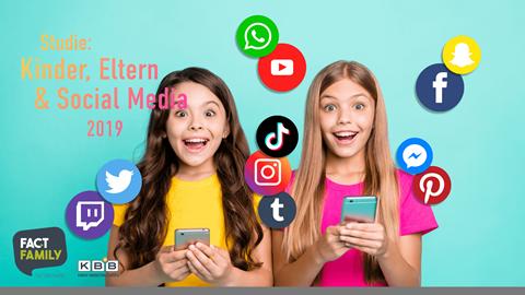 Studie: Kinder, Eltern und Social Media