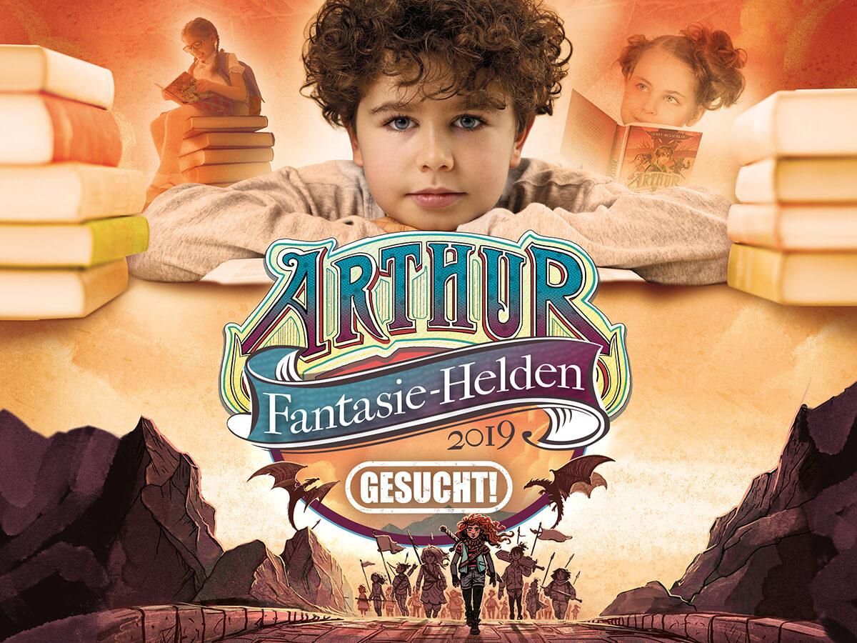 Arthur – Fantasie-Helden gesucht!