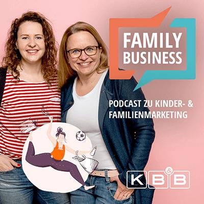 Neue Folge von FAMILY BUSINESS - zu Gast: Judith & Imke von MAMSTERRAD