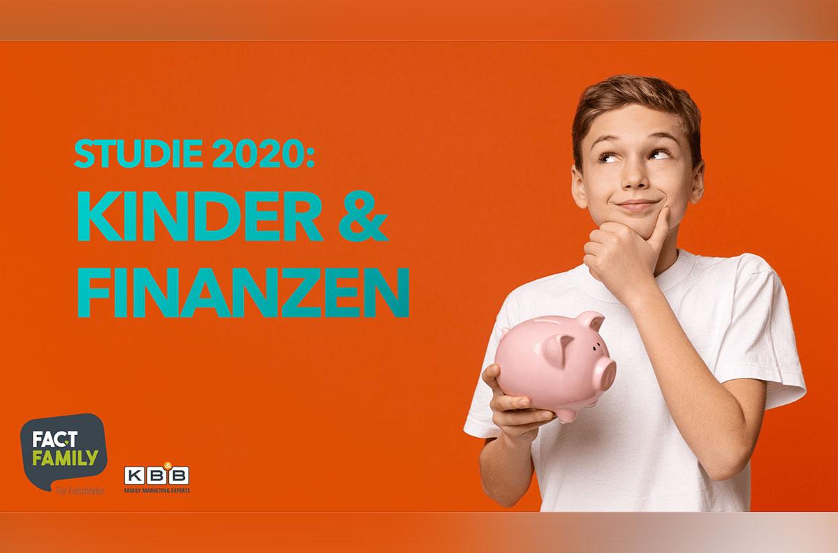 Studie: Kinder &Finanzen 2020