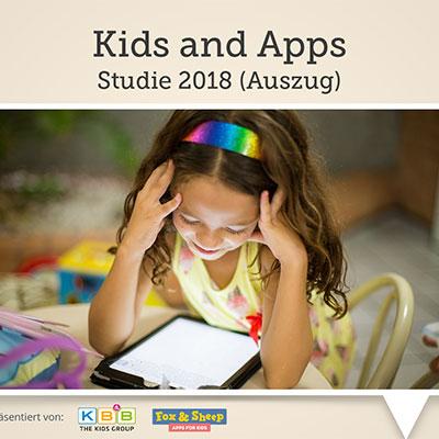 Kids and Apps Studie 2018: Kinder wollen spielen, aber Eltern wollen nicht bezahlen