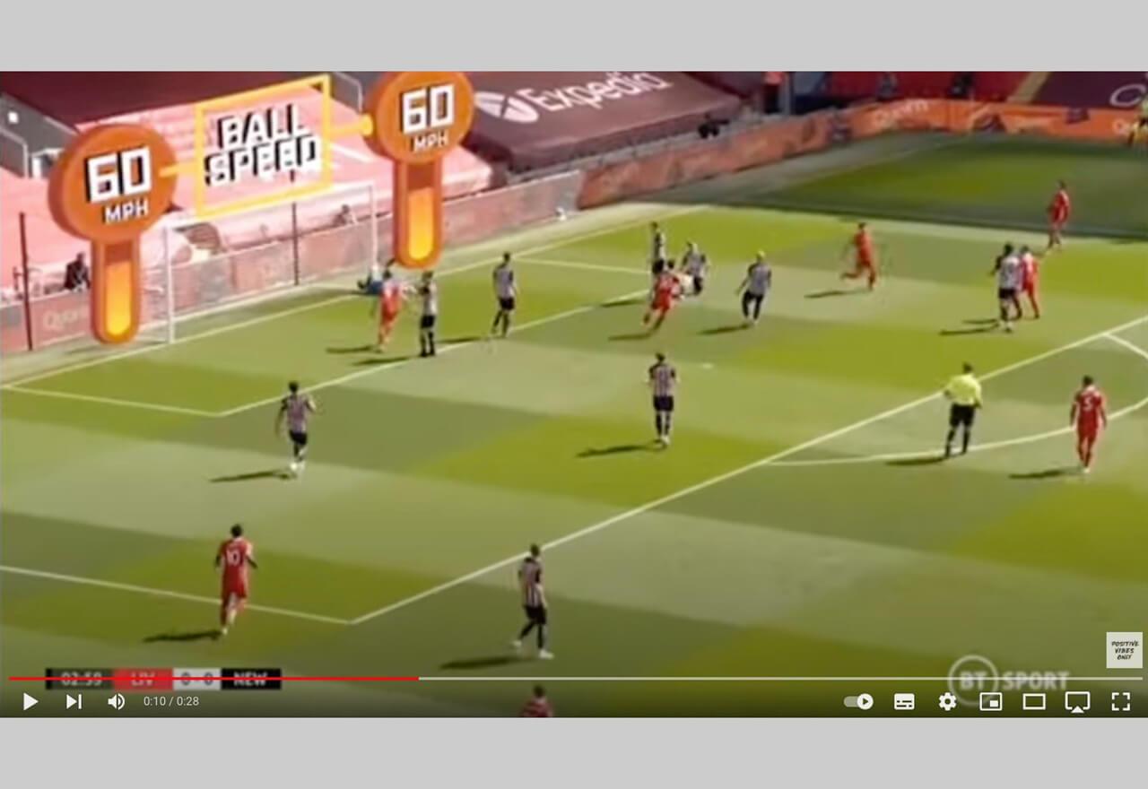"""Wer die englische Premier League über die App des britischen Fernsehsenders BT Sport schaut, kann optional den """"Hype Mode"""" einschalten."""