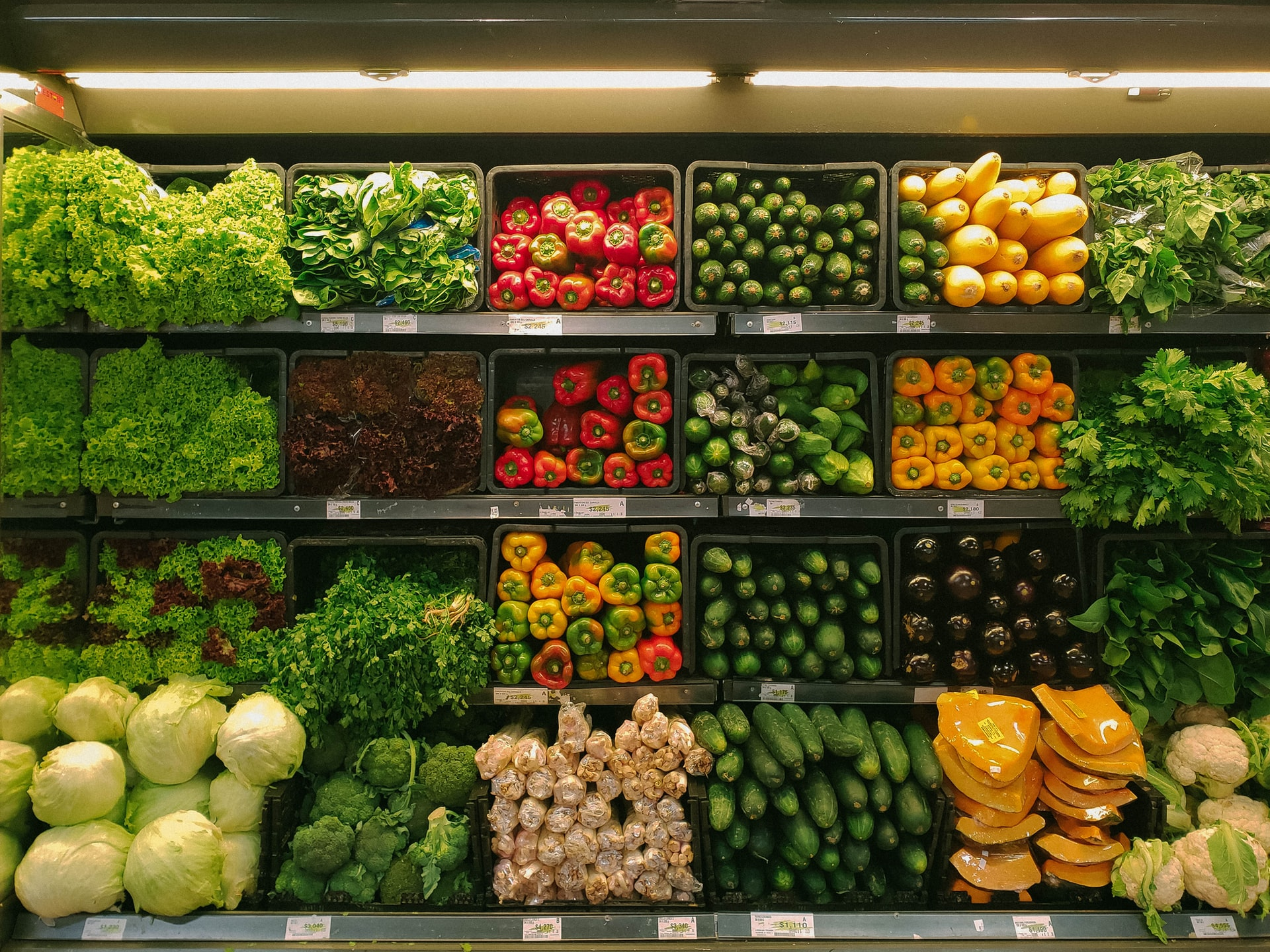 Fresh is the Future: Sustainability and Profitability in Grocery with a Fresh Operating System