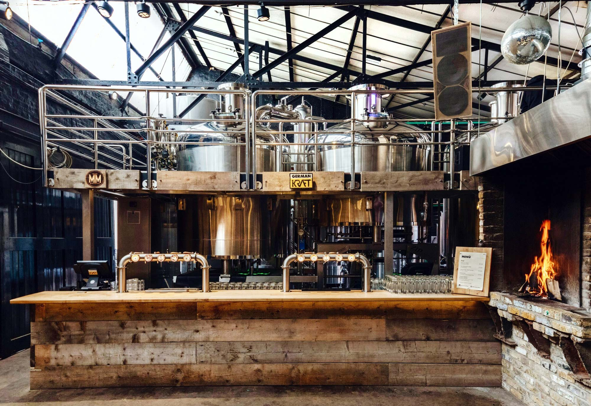 So, what actually is a taproom?