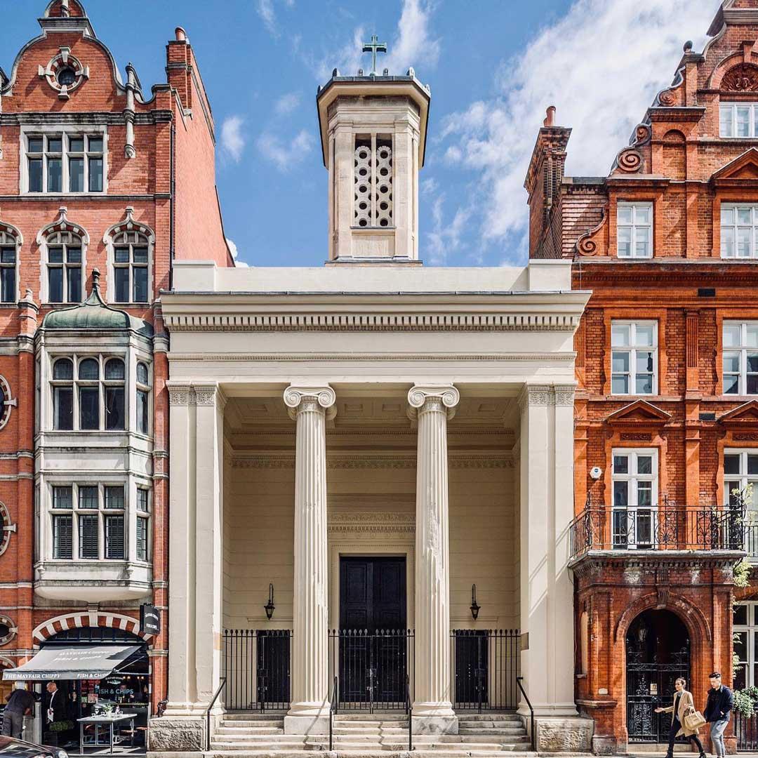 Mercato Mayfair Building Image