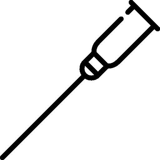 Icon of needle