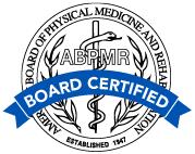 American Board of Physical Medicine and Rehabilitation logo