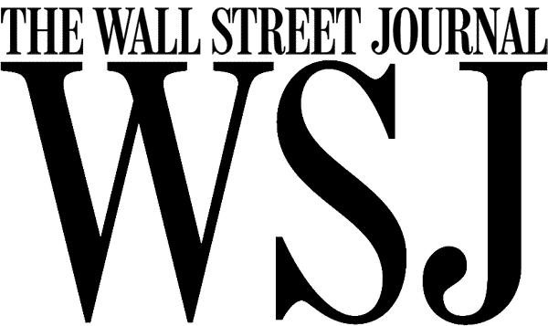 Wallstreet Journal logo.