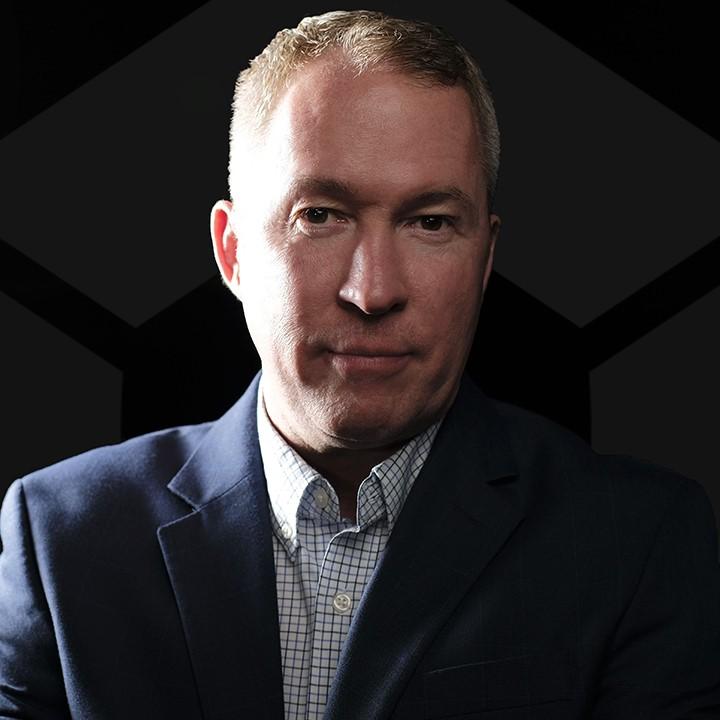 A headshot of Robert Griffin, Lead Sales Representative at SURVIVR.