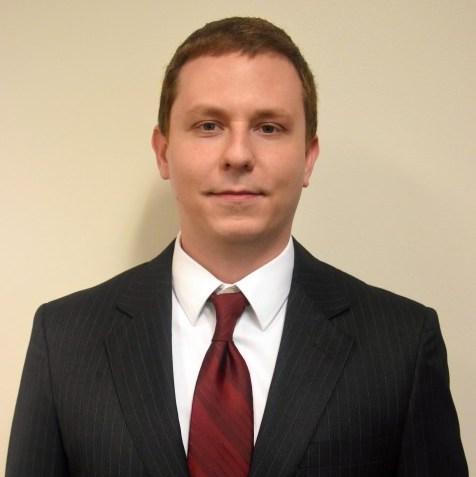 A headshot of Dr. Ryan McMahan.