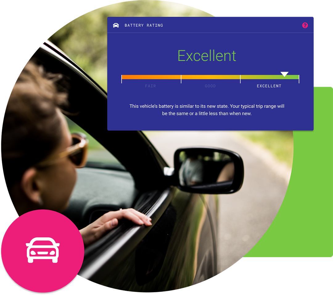 Get customer support for your EV or read the FAQ