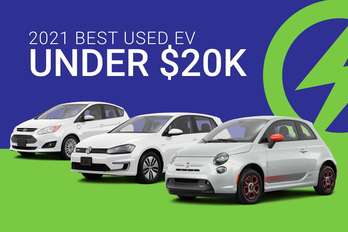 Best used EV under $20,000