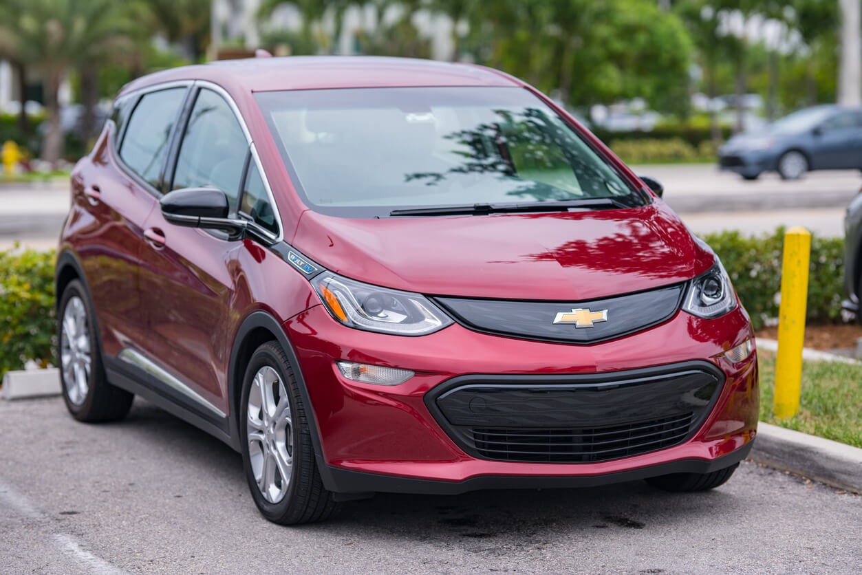 Chevy Bolt battery replacement