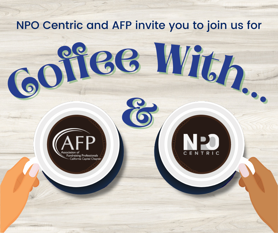 coffee with (nonprofit networking CA)