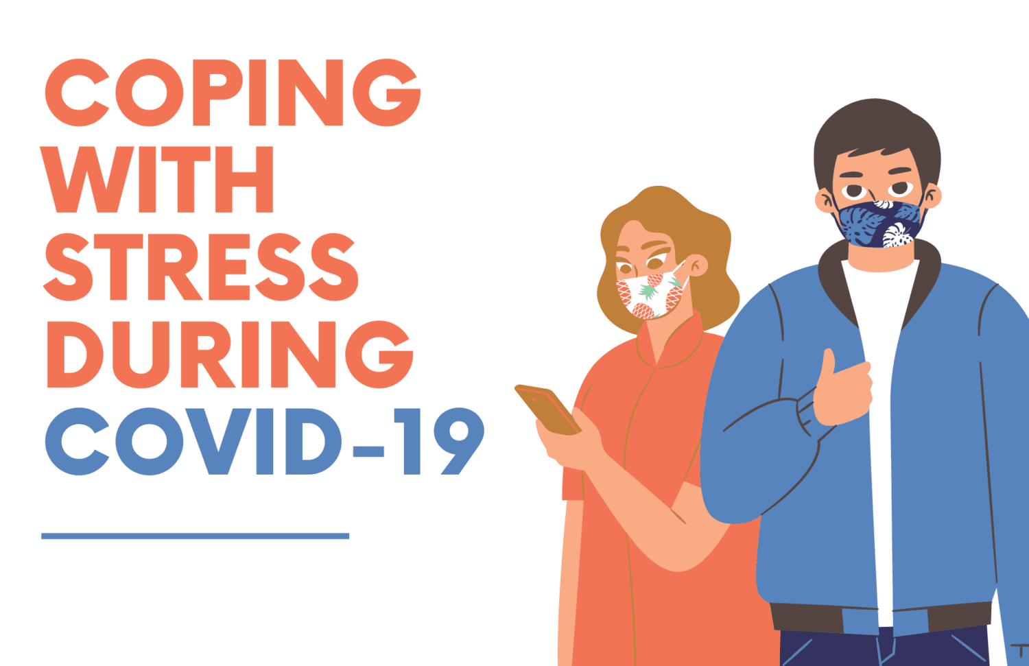 Coping With Stress During The COVID-19 Pandemic